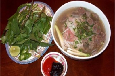 Healthy Vietnamese dishes